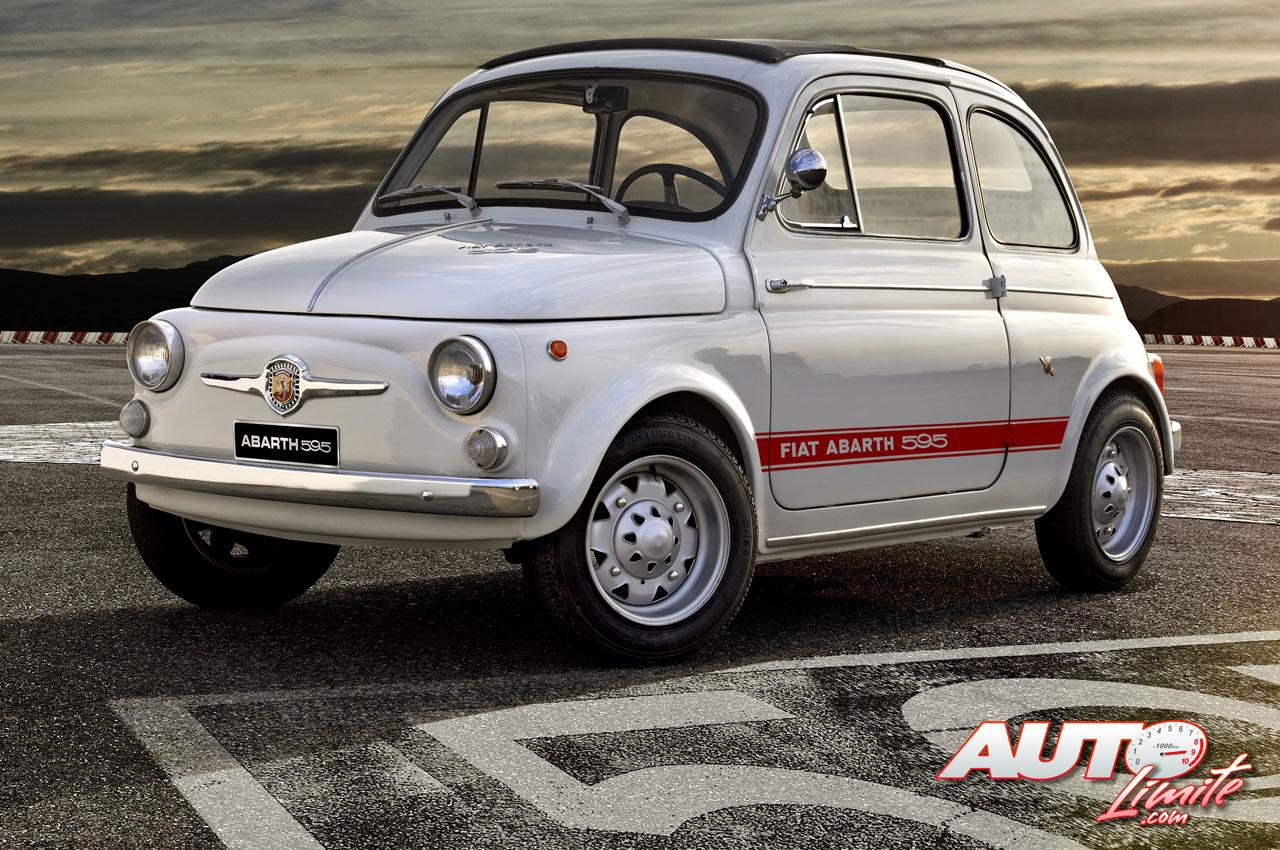 Fiat 595 Abarth 1963