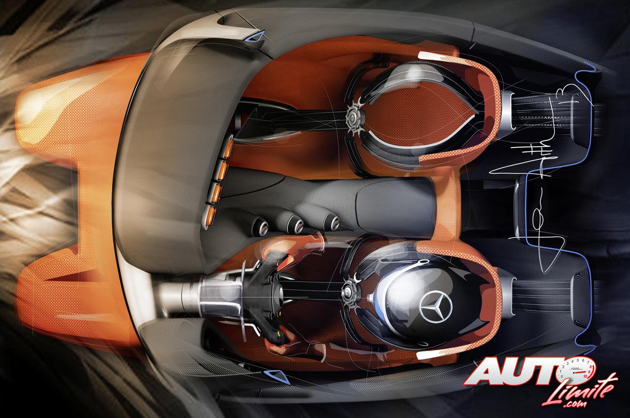 Mercedes Amg Vision Gt Interior 04