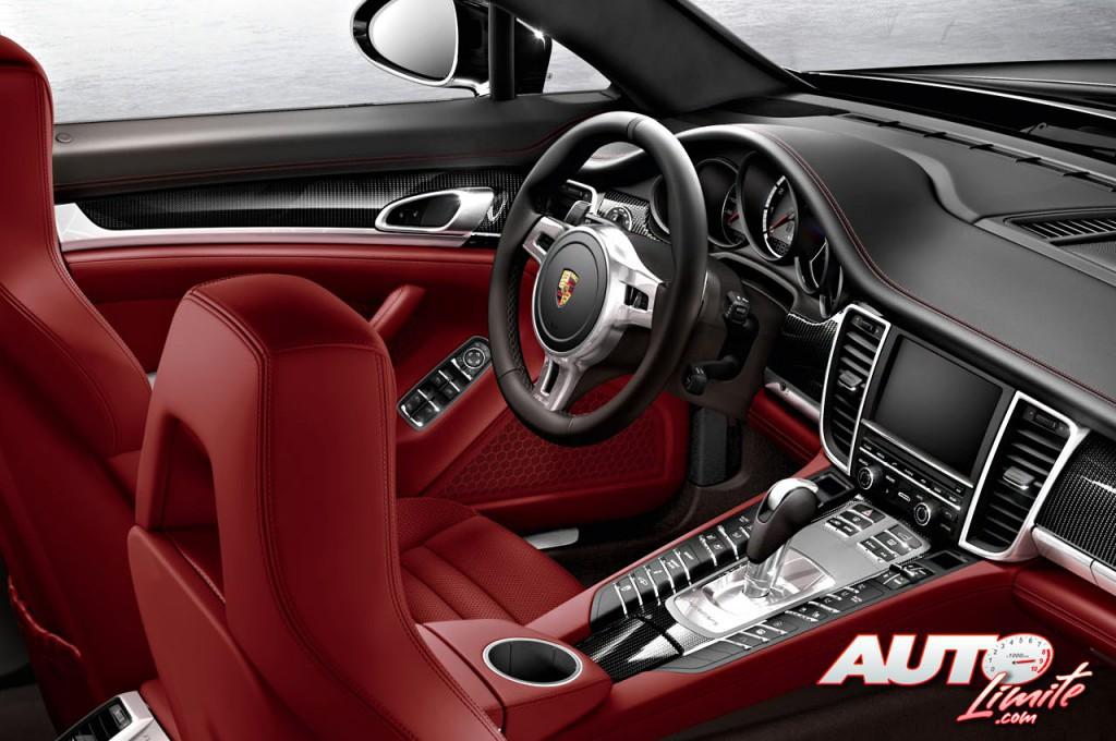 Porsche Panamera Turbo S Interior 04