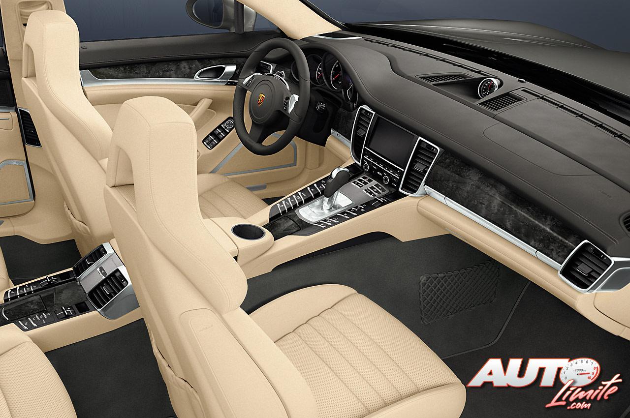 Porsche Panamera Turbo S Interior 13