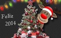 El Abuelete del M3 os desea Feliz Navidad