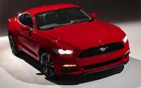 Ford Mustang VI Gama 2015 – Exterior