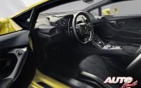 Lamborghini Huracán LP 610-4 – Interiores