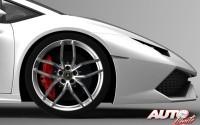 Lamborghini Huracán LP 610-4 – Técnicas