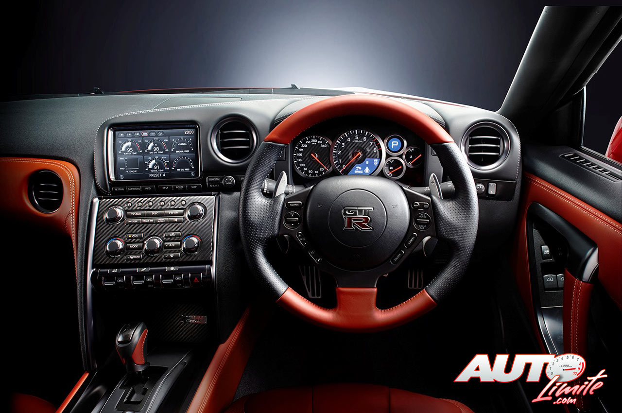 Nissan gtr 2014 interior 07 for Nissan gtr interieur