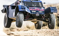 Buggy SMG Dakar 2014 de Carlos Sainz