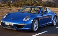 Porsche 911 Targa 4 / Targa 4S