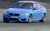 BMW M3 Berlina 2014 (F80) – Dinámico