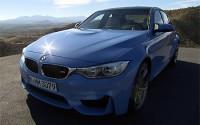 BMW M3 Berlina 2014 (F80) – Exterior