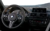 BMW M3 Berlina 2014 (F80) – Interior