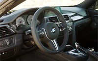 BMW M4 Coupé 2014 (F82) – Interior