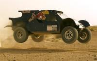 Buggy SMG Dakar 2014 de Carlos Sainz – Dinámico