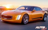 Kia GT4 Stinger Concept – Exteriores