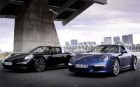 Porsche 911 Targa 4 / Targa 4S – Exterior