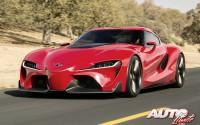 Toyota FT-1 Concept – Exteriores