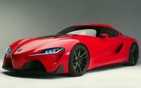 Toyota FT-1 Concept – Exterior