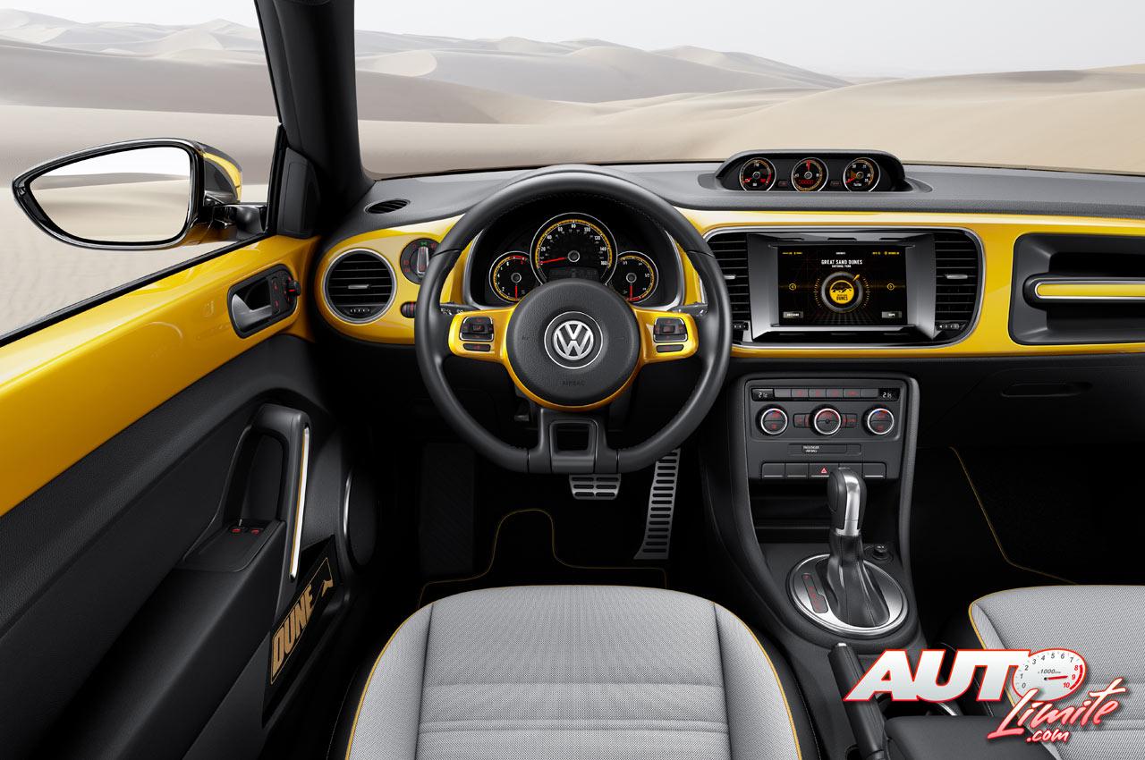 Volkswagen Beetle Dune Concept Interior 02 Clic Bug Para Foto Grande