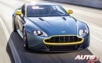 Aston Martin V8 Vantage N430 – Exteriores