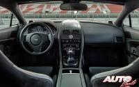Aston Martin V8 Vantage N430 – Interiores