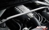 Aston Martin V8 Vantage N430 – Técnicas