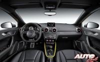 Audi S1 / S1 Sportback – Interiores