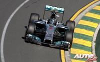 """Rosberg y los """"jóvenes leones"""". GP de Australia 2014"""