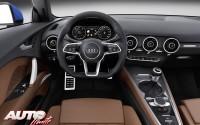 Audi TT Coupé III – Interiores