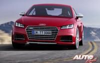 Audi TT Coupé III – Audi TTS Coupé