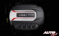 Audi TT Coupé III – Técnicas