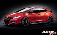 Honda Civic Type R Concept – Exteriores