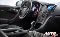Opel Astra OPC Extreme Concept – Interiores
