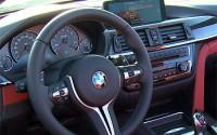BMW M4 Cabrio (F83) – Interior