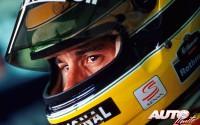 Ayrton Senna. 20 años después continúa su leyenda