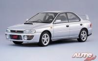 Subaru WRX STI Sedán 2014 – Histórico WRX STI