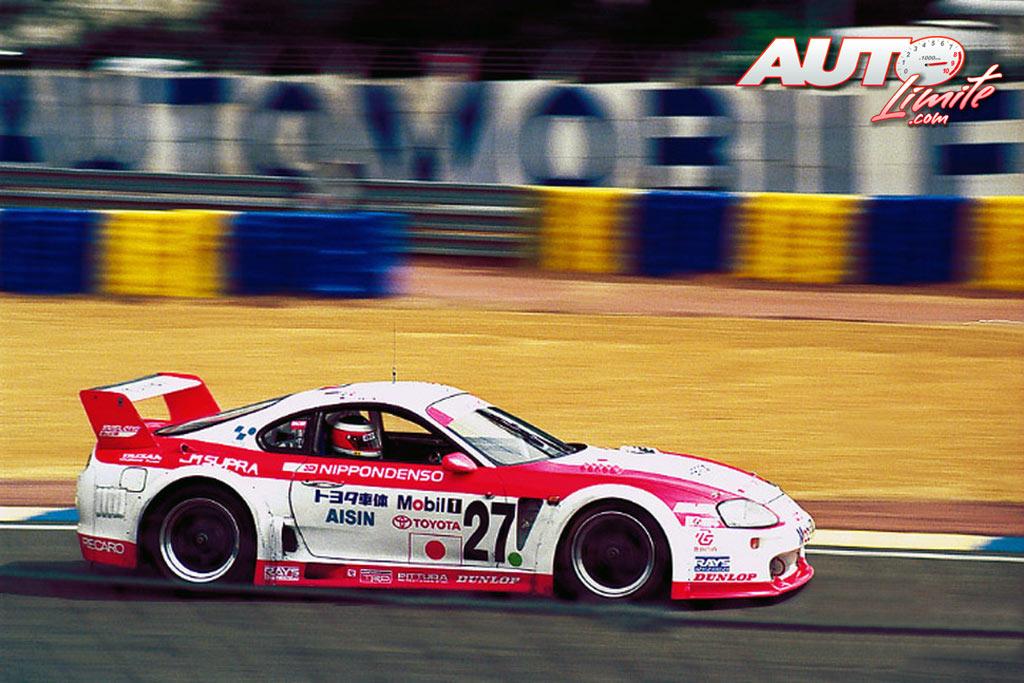 Le Mans 1995 Toyota Supra Gt Lm