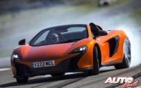 McLaren 650S Spider – Dinámicas