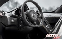 McLaren 650S Spider – Interiores