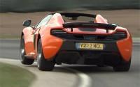 McLaren 650S Spider – Dinámico