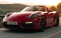 Porsche Boxster GTS – otro