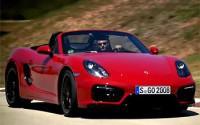 Porsche Boxster GTS – Dinámico