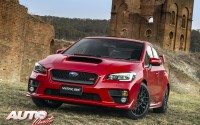 Subaru WRX STI Sedán 2014 – Exteriores