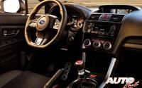 Subaru WRX STI Sedán 2014 – Interiores