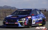 Subaru WRX STI Sedán 2014 – Competición WRX STI