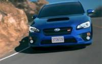 Subaru WRX STI Sedán 2014 – Dinámico