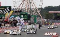 Cifras y datos en las 24 Horas de Le Mans 2013