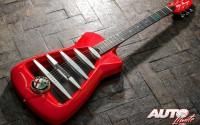 Alfa Romeo ya tiene su propia guitarra eléctrica