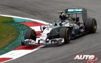 Rosberg vence en territorio Red Bull. GP Austria 2014