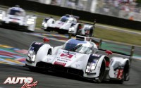 Cifras y datos en las 24 Horas de Le Mans 2014