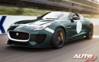 Jaguar F-Type Project 7 – Exteriores