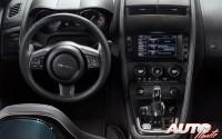 Jaguar F-Type Project 7 – Interiores